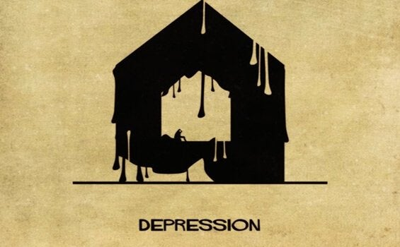 Depresjon som hus