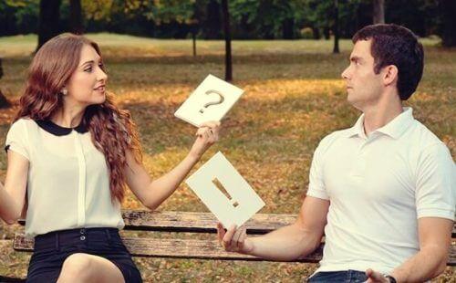 5 vanlige kommunikasjonsproblemer hos par