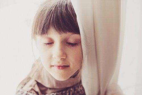 fredfullt barn