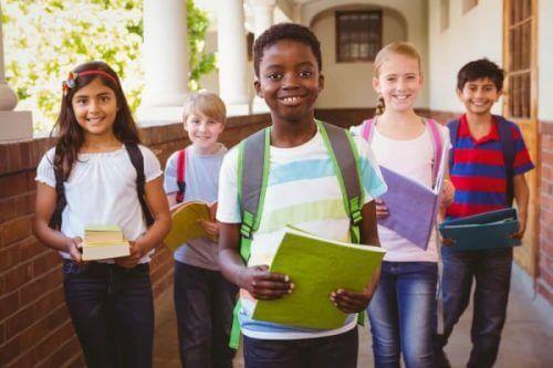 Inkluderende utdanning: hva betyr det?