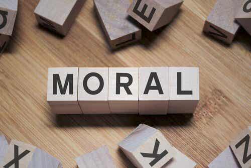 Moralsk utvikling - Kohlbergs teori