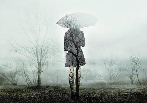 Myter om sorg: feller når man håndterer et tap