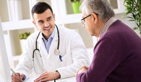 empatisk lege i onkologi