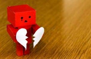 FOBU - Frykten for å slå opp (Fear Of Breaking Up)