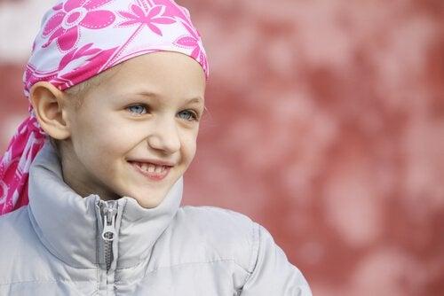 Barn med kreft - Slik kan vi forbedre deres livskvalitet