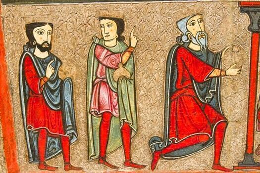 Maleri fra middelalderen