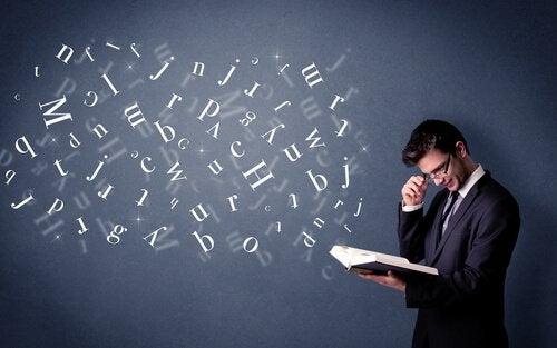 Ulike typer dysleksi  - Ulike symptomer