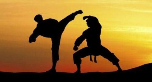 Trening i kampsport kan gjøre oss til bedre mennesker