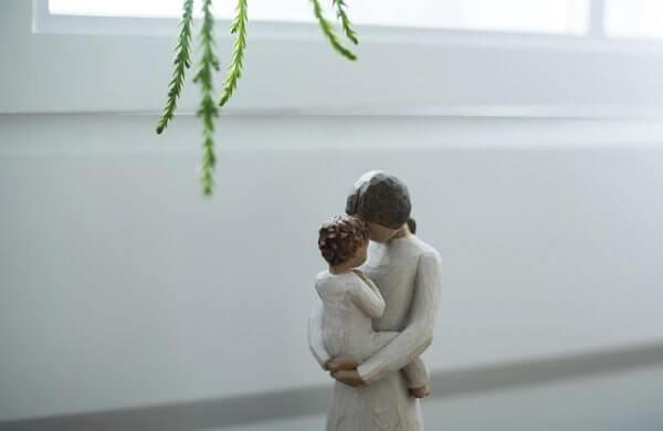 7 måter å bidra til å gi et barn en fredelig barndom fra graviditeten