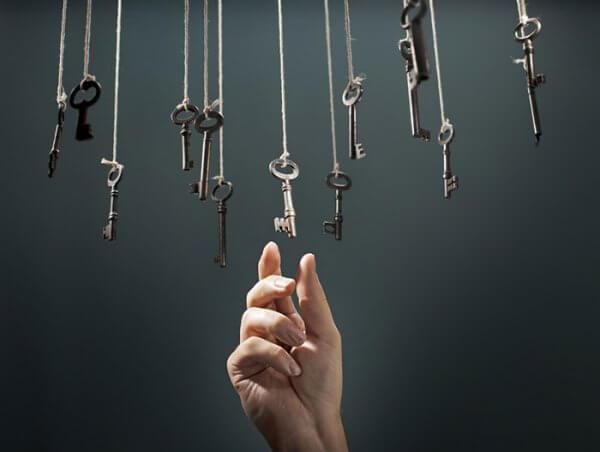 nøklene til tenking