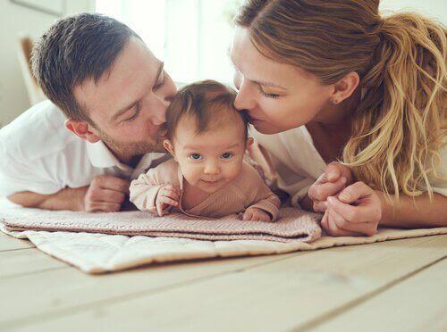 Nye mødre og fedre