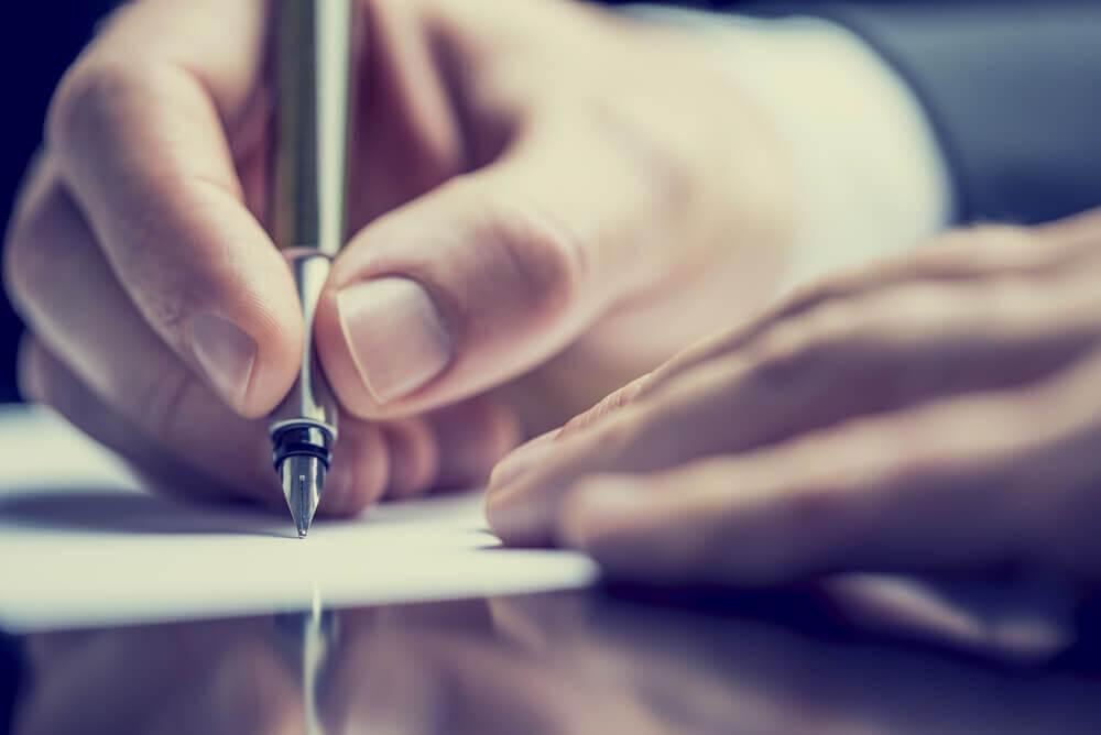 Hender, ark og penn