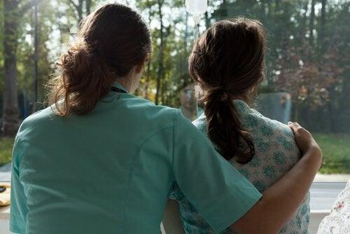 empati i helsevesenet