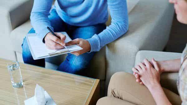 Psykologisk terapi – 20 forskjellige typer