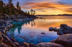 De Taoistiske egenskapene til vann