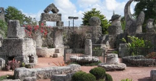 Coral Castel, inspirert av kjærlighet.