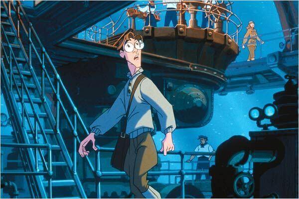 Atlantis, en Disney-film med en forskjell
