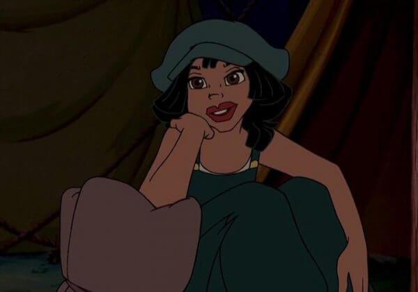Atlantis og kvinners rolle i Disney-filmer