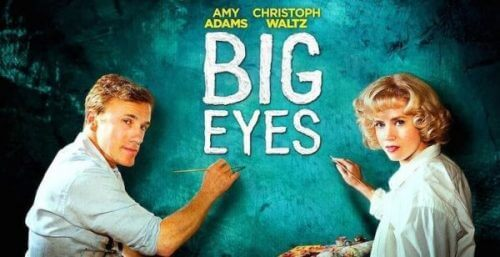 Big Eyes, kvinner og den kunstneriske verden