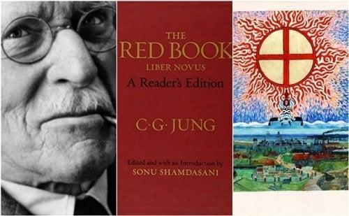 Den Røde Bok, hvordan Carl Jung reddet seg selv