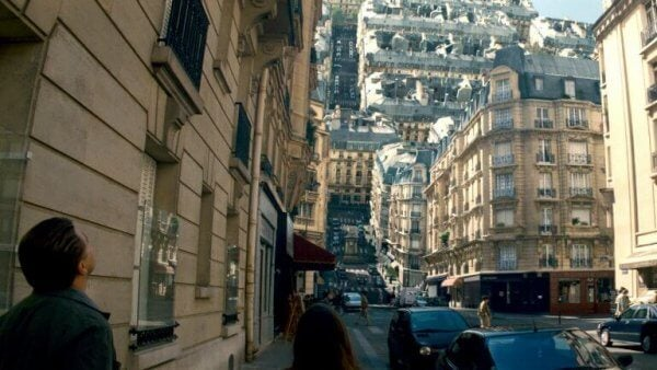 dream city i filmen inception