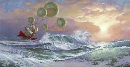 Morels oppfinnelse: En vakker refleksjon rundt udødelighet