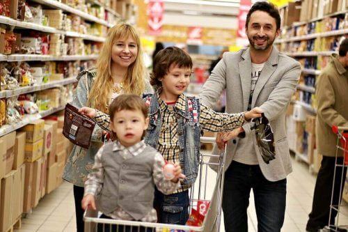 familie er en hellig verdi