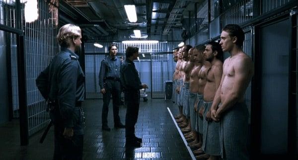 menneskelig natur og fengsel