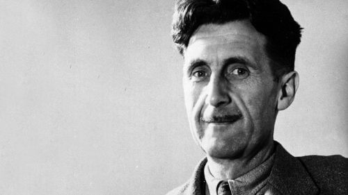 Romanen 1984 av George Orwell