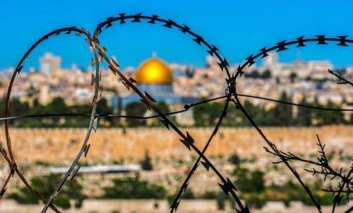 Jerusalem er en hellig verdi