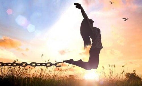Bryt deg fri, og lev et bedre liv