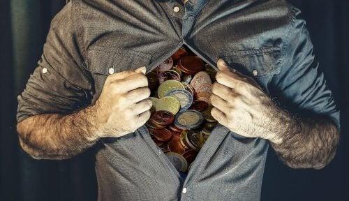 hellig verdi i penger