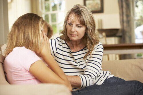 Familiekonflikter er en normal del av ungdomsårene