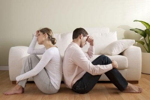 3 faktorer som dreper romantisk kjærlighet