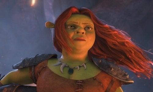 Prinsesse Fiona er sin egen heltinne