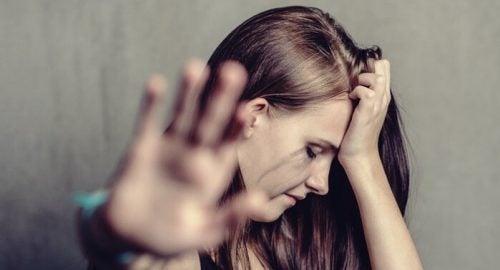 Psykologiske effekter av mishandling i hjemmet