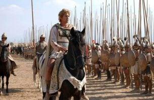 Alexander den store - libidotypene filmkarakterer representerer