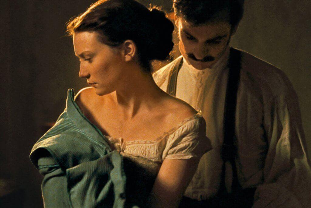 Scene fra filmen Madame Bovary