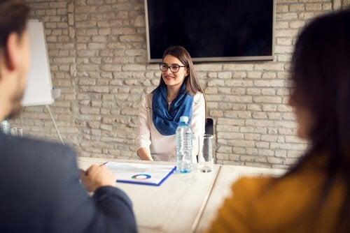 5 lurespørsmål som stilles i jobbintervju