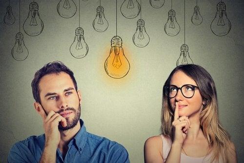 Er det kjønnsforskjeller i intelligens?