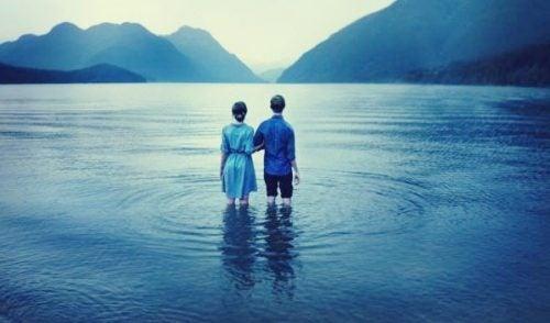 Par i vannet