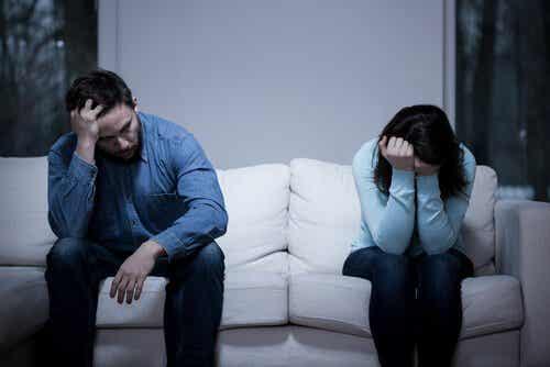 Krise i ekteskapet: 3 tips for å komme gjennom det