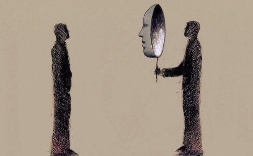 En løgners hjerne vil ikke sende ut en noen form for emosjonell reaksjon