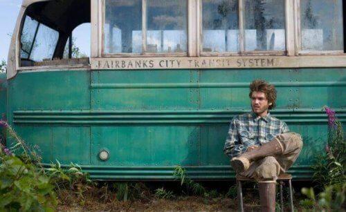 Filmen Into the Wild: Å kvitte seg med materielle ting