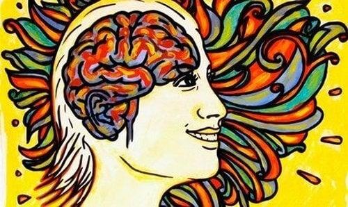 Lykke ligger i din venstre hjernehalvdel