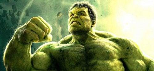 Hulk syndrom: Bruce Banners mareritt
