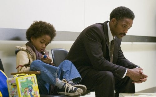 En film om personlig vekst, en far som kjemper for et bedre liv for sønnen sin.