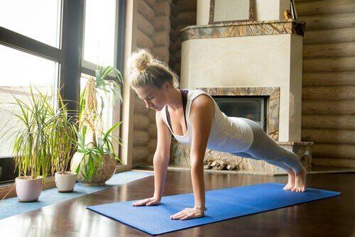 Yoga som en behandling