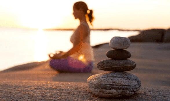 Meditere og være takknemlig