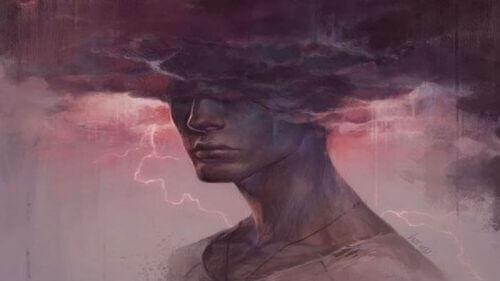Missfornøyde mennesker som ikke kan slippe taket på frustrasjoner vil leve et liv fylt av bitterhet.